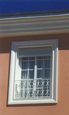 Dise os modulex - Molduras para ventanas exteriores ...
